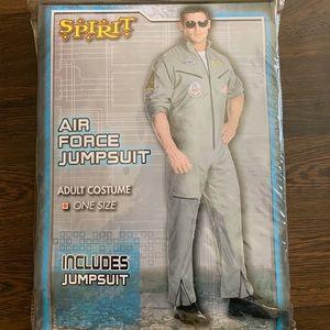 Halloween Air Force Jumpsuit